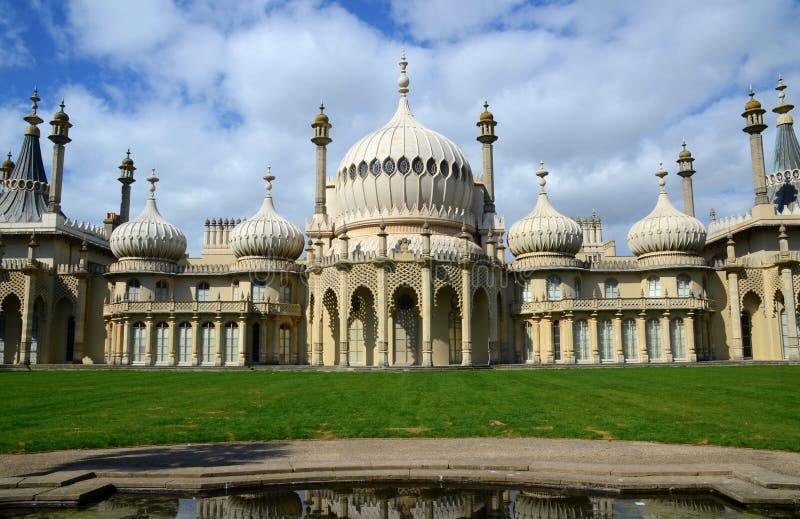 Pavillon de Roayl, Angleterre, Brighton, R-U images stock