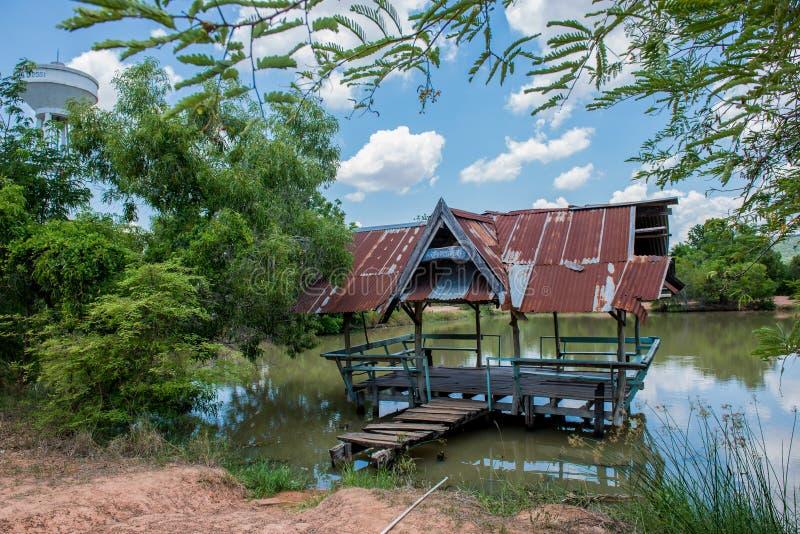 Pavillon extérieur photographie stock