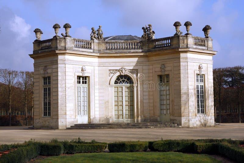 Pavillon Français - Версаль стоковые фото