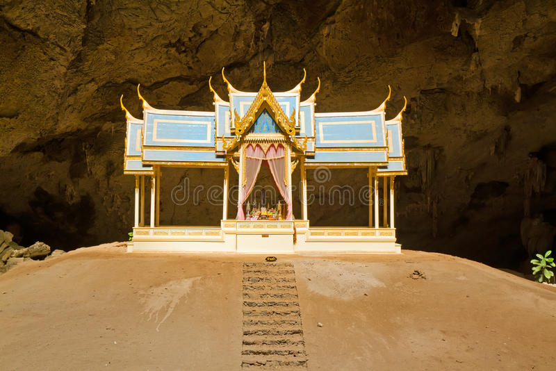 Download Pavillon In Phraya Nakorn Cave Stock Photo - Image: 31619188