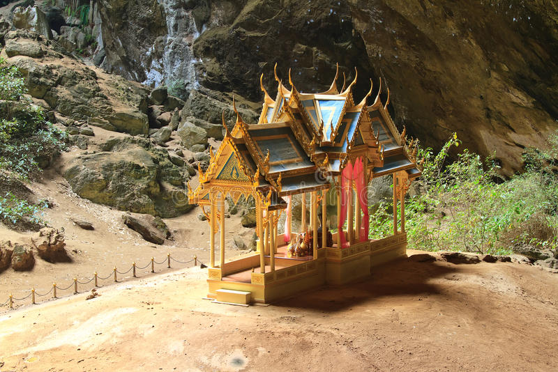 Download Pavillon In Phraya Nakorn Cave Stock Image - Image: 31619359