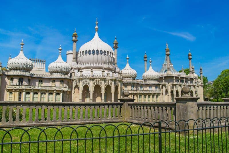 Pavillon royal à Brighton dans le Sussex est R-U images libres de droits