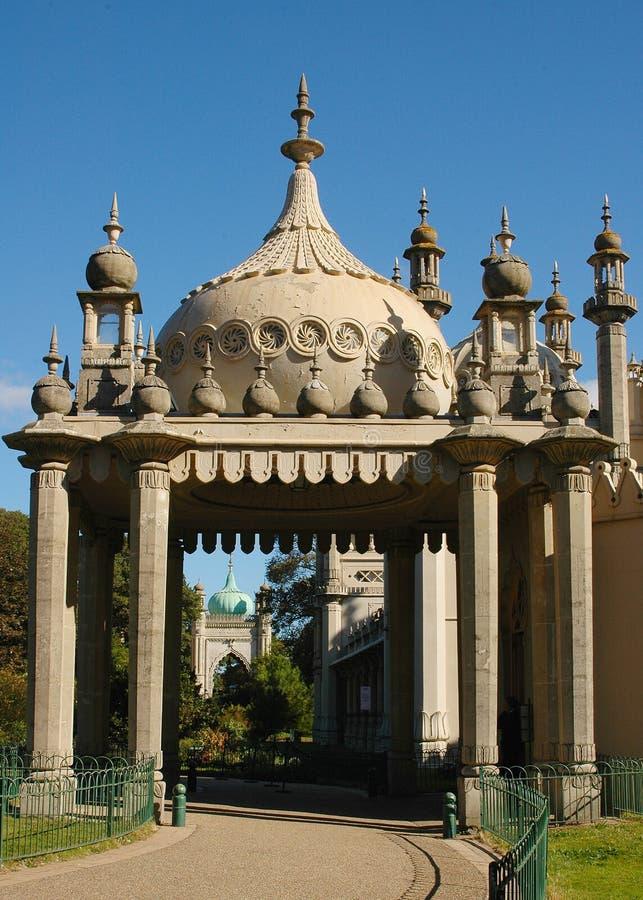 Pavillon royal Brighton photos stock