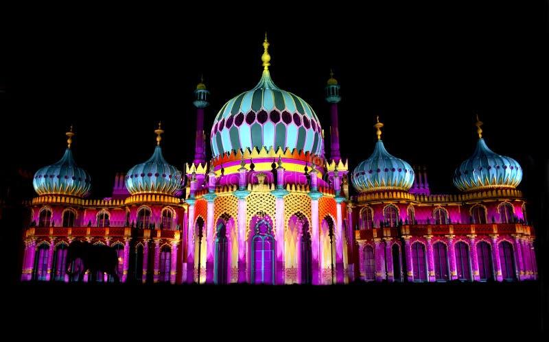 Pavillon royal du ` s de Brighton, Brighton Festival, 2016, U k photo libre de droits