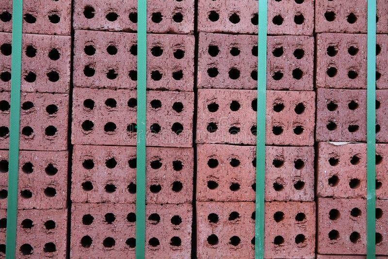 Pavimentazione dei mattoni fotografie stock libere da diritti
