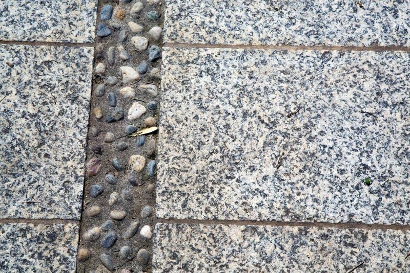 pavimentazione della Lombardia Italia Varese del besnate di una chiesa e di un marmo immagine stock libera da diritti
