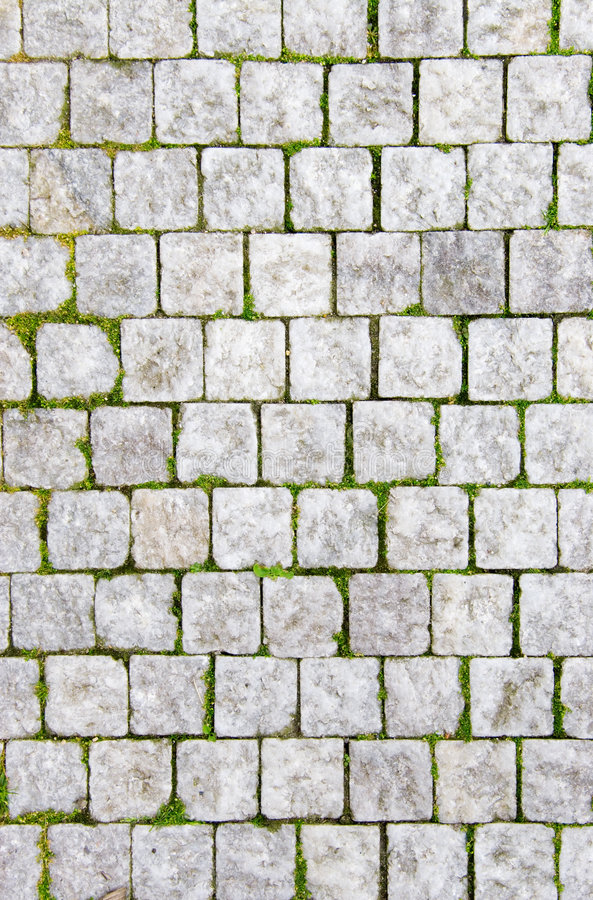 Pavimentazione di pietra immagine stock