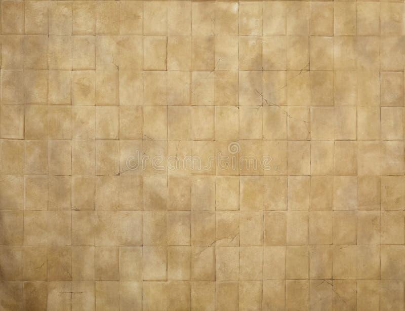 Pavimentazione in piastrelle/vecchio mondo immagini stock libere da diritti