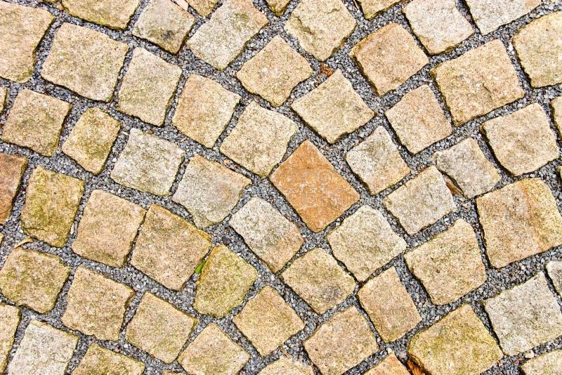 Pavimento de pedra imagens de stock