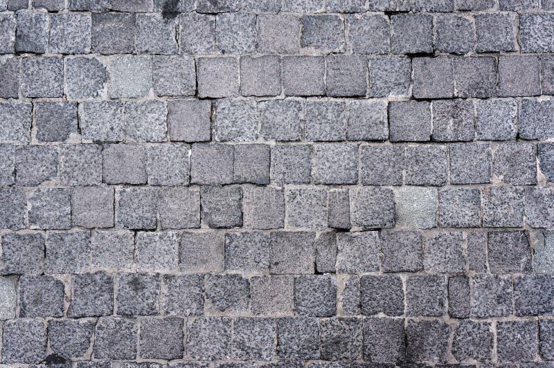 Pavimento de pedra do bloco fotos de stock