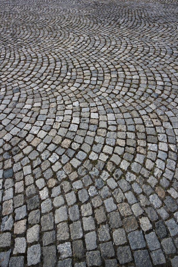 Pavimento del granito fotografía de archivo