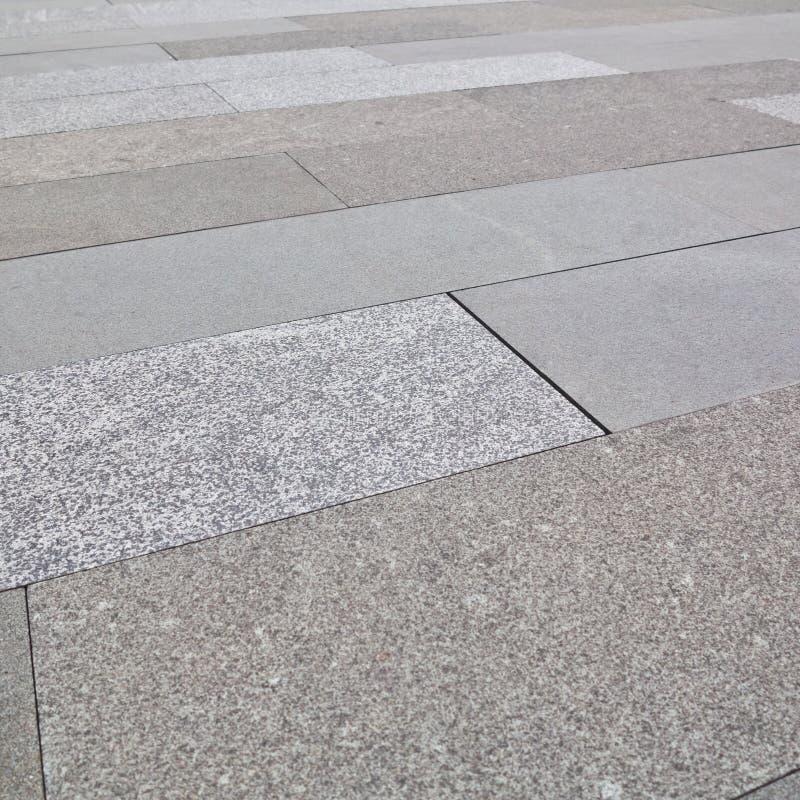 Pavimento del granito immagini stock