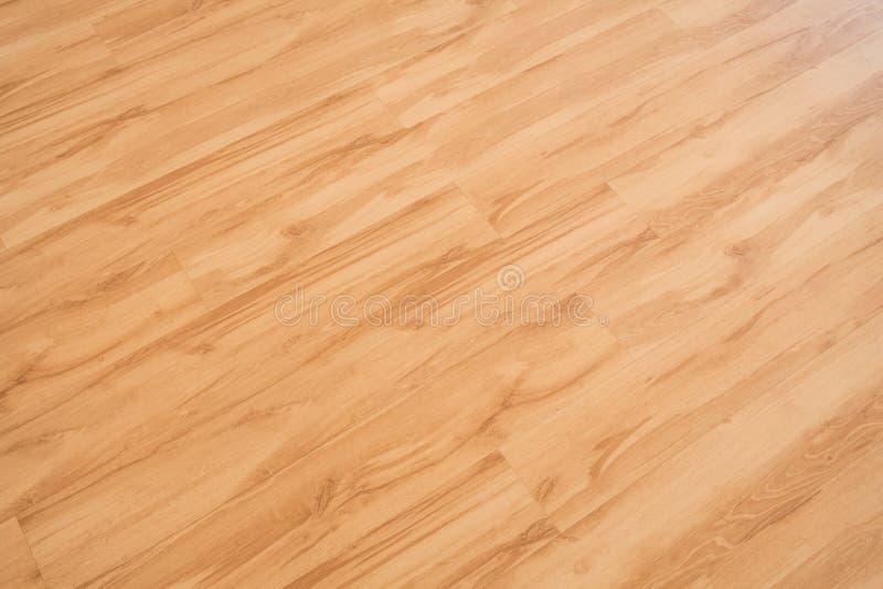 Pavimento di legno - fondo del parquet/laminato di legno di quercia fotografie stock libere da diritti