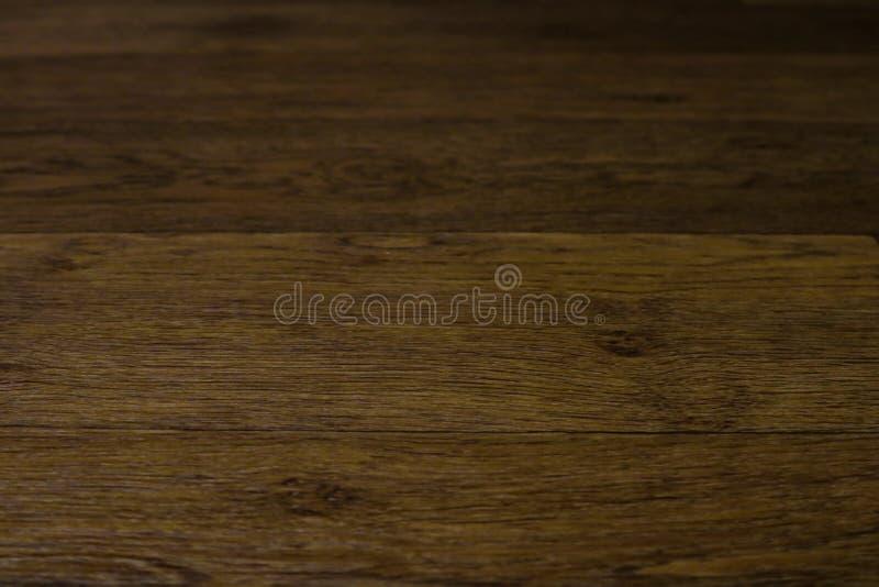 Pavimento di legno Tavole di pavimento spazzolate e incerate della quercia Questa superficie sarebbe grande come elemento di prog fotografie stock libere da diritti