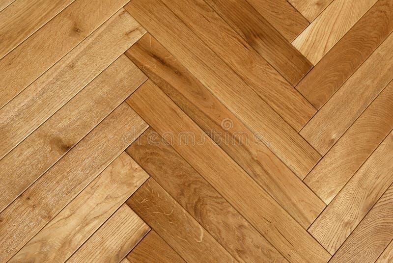 Pavimento di parchè di legno fotografia stock libera da diritti