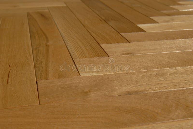 Pavimento di parchè di legno fotografie stock libere da diritti