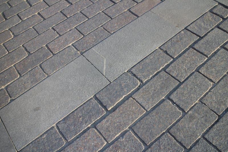 Pavimento do tijolo imagens de stock