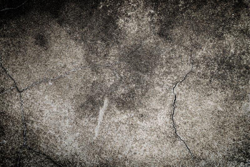 Pavimento Grungy di concetto per il fondo di struttura fotografia stock libera da diritti