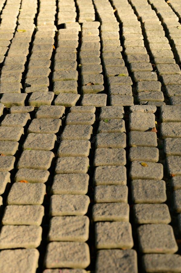 pavimento, struttura, sole, mattone, fondo, ruvido, leggero, marciapiede, architettura, superficie, pavimentazione, estratto, con fotografia stock