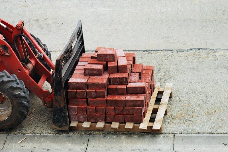 Download Paving stone stock image. Image of clinker, cube, worker - 27270871
