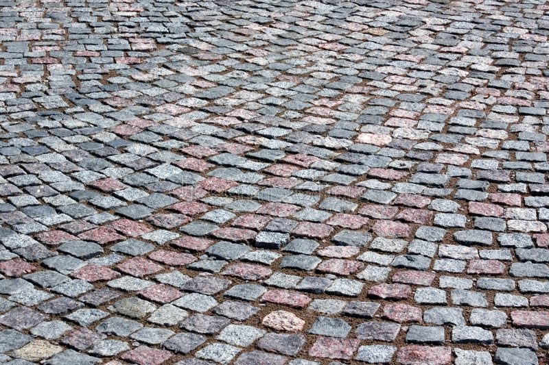 Download Paving stone stock image. Image of brick, boulevard, surface - 5772767
