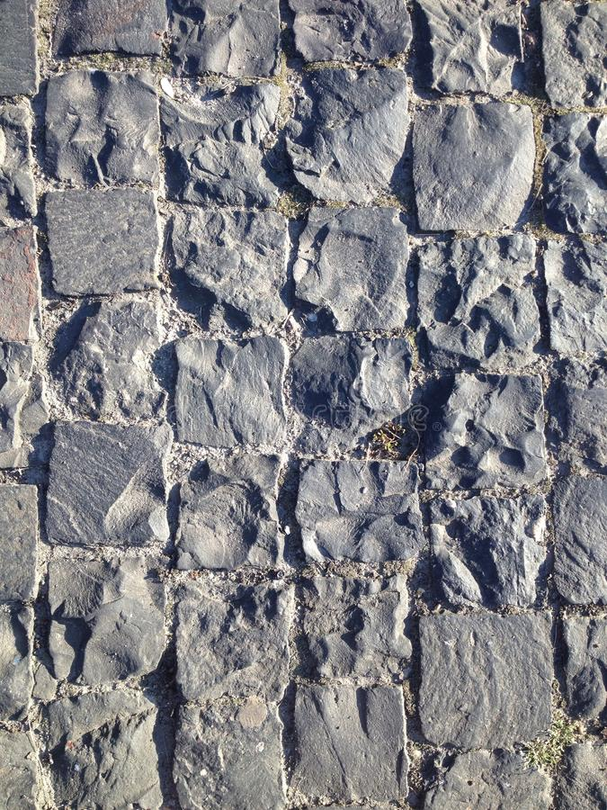 Paving stone. Texture royalty free stock photography