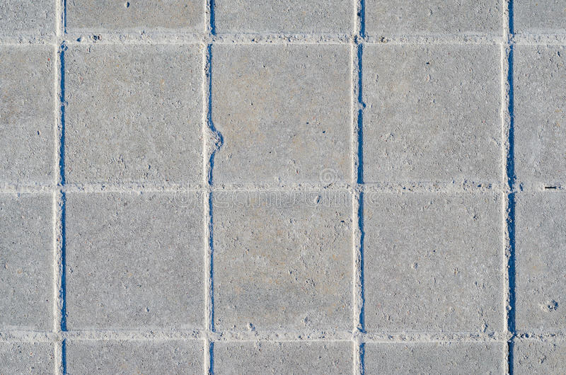 Paving stone Texture. Paving stone from small concrete Blocks. Paving stone Texture stock images
