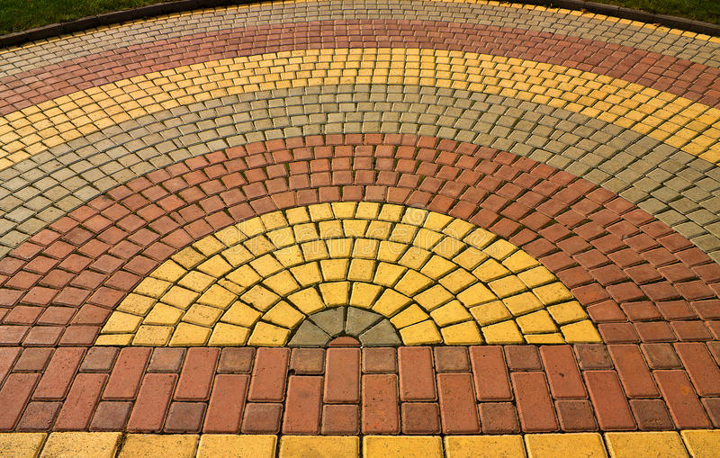 Download Paving stones stock image. Image of choice, landscaped - 34142167