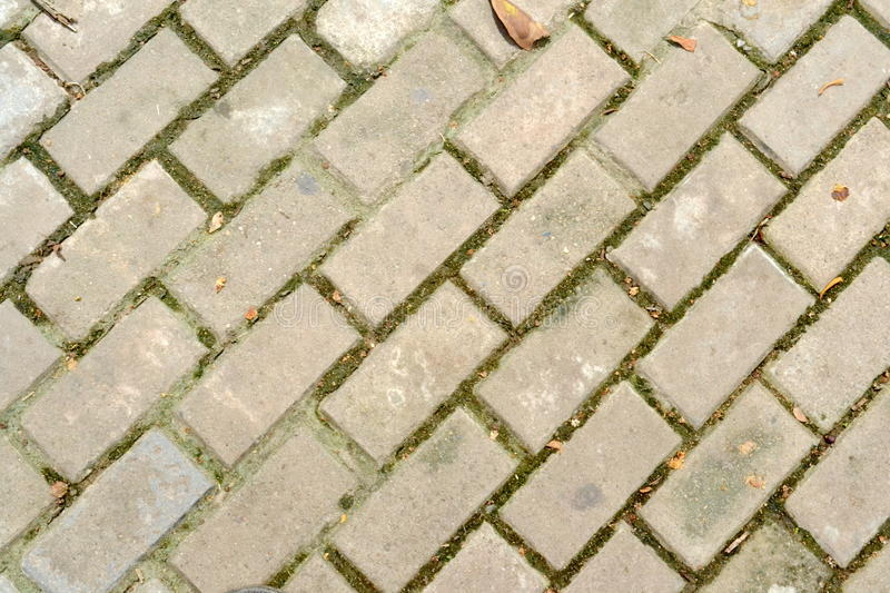 Paving stones. Which can be used as texture or as a background royalty free stock images
