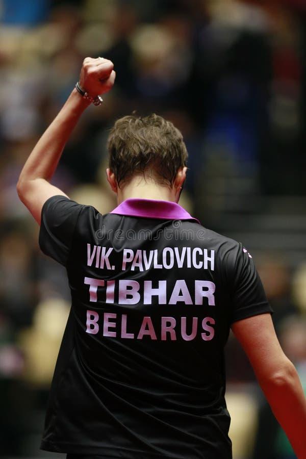 Pavlovich Viktoria (BLR) stockfoto