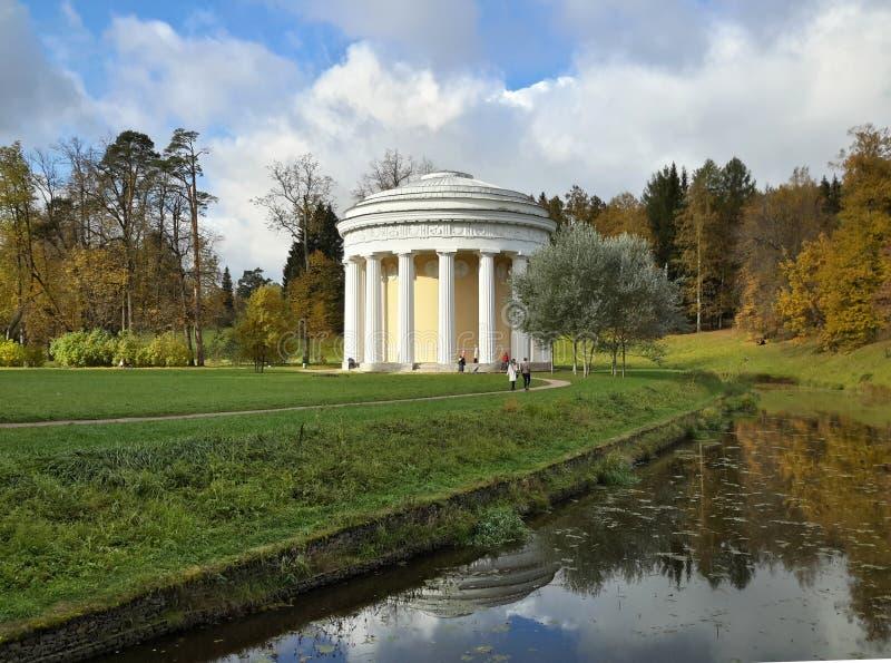 Pavlovsky Park stock photography