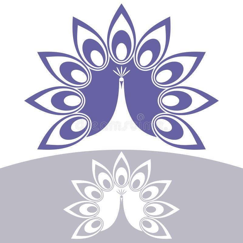 Paw royalty ilustracja
