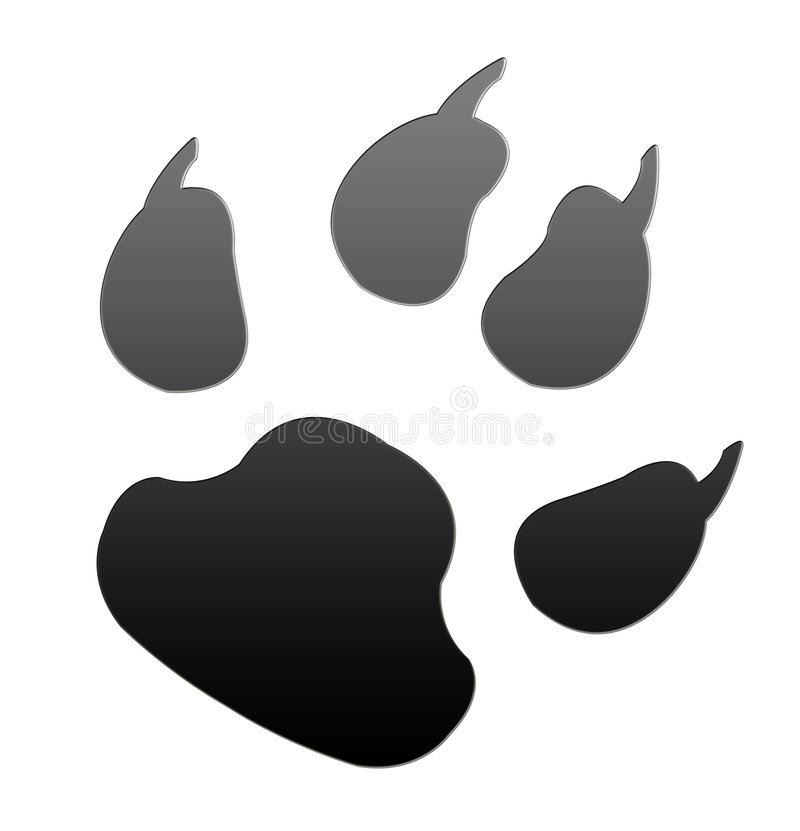 Download Paw Stock Photography - Image: 6919482