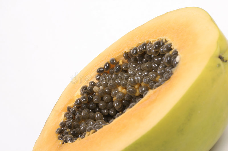 Download Paw Paw stock photo. Image of food, diet, vitamins, fruit - 48120
