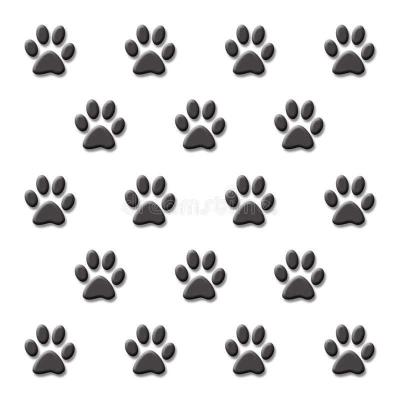 Free Paw Print Stock Photos - 8125163