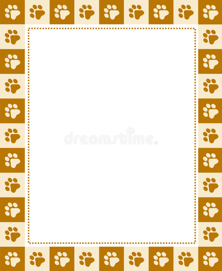 Dog Paw Picture Frame Images - origami instructions easy for kids
