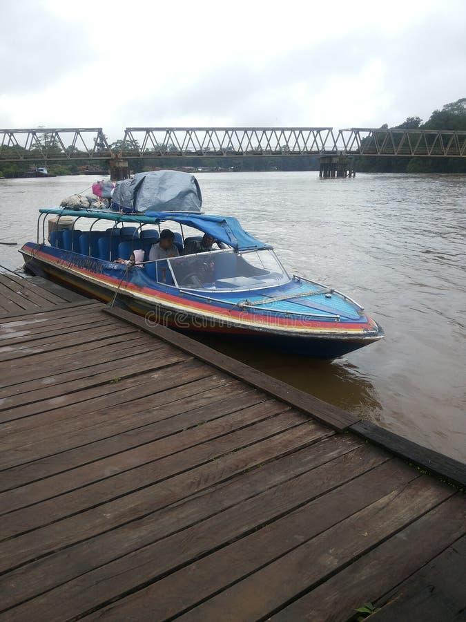 Pawan& x27;s River Transportation stock image