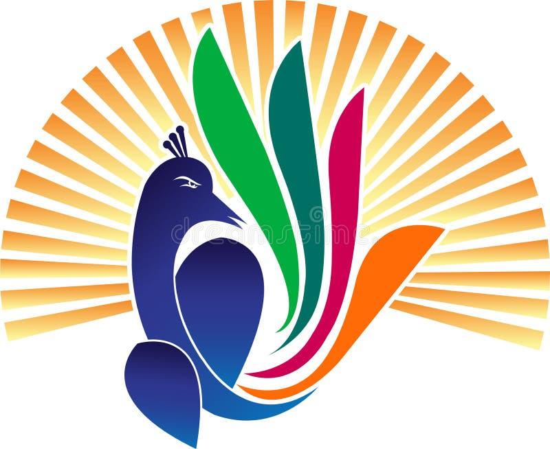 Pawi logo ilustracji