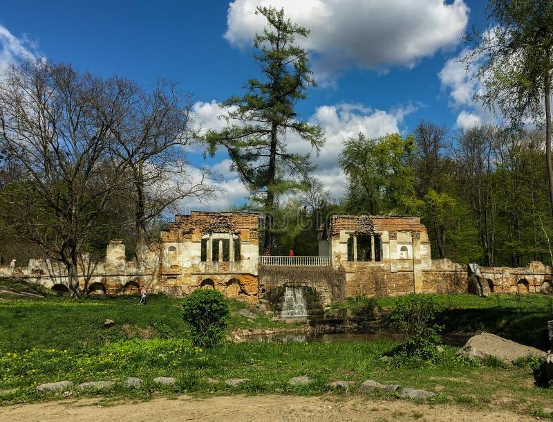 Pawilon ruiny zdjęcia royalty free