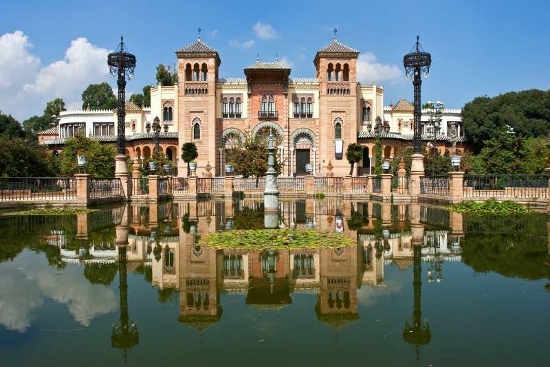 pawilon Seville Spain obraz stock