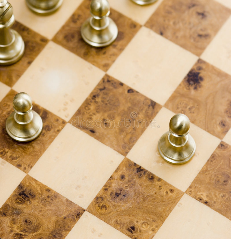 Download Pawn stock photo. Image of board, sacrificial, wooden - 6213444