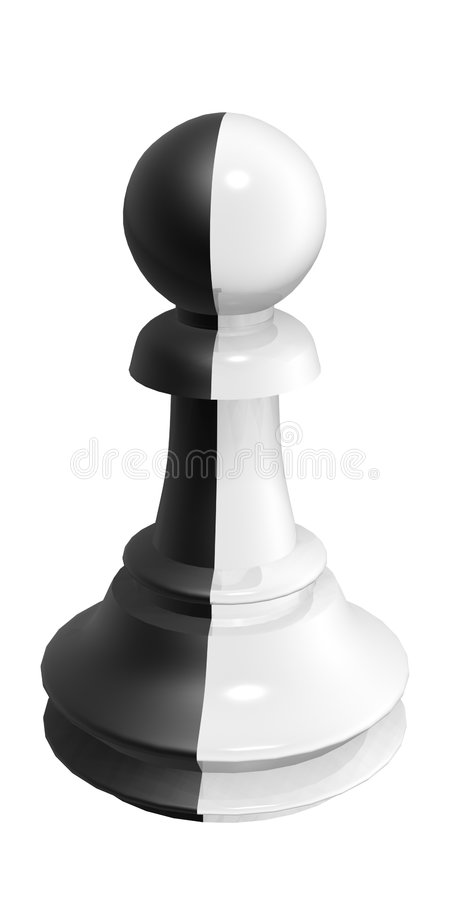 Download Pawn stock illustration. Image of mean, average, bray - 8053727