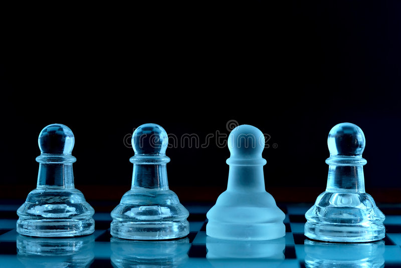 Download Pawns stock image. Image of battle, match, objects, challenge - 7801647