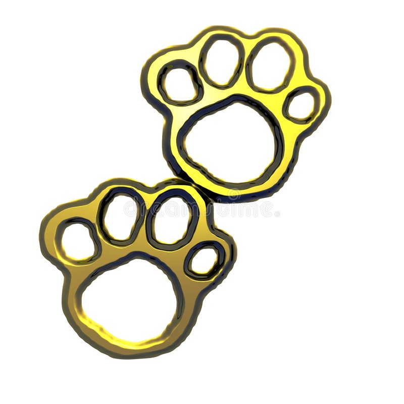 Download Paws Stock Image - Image: 3881681