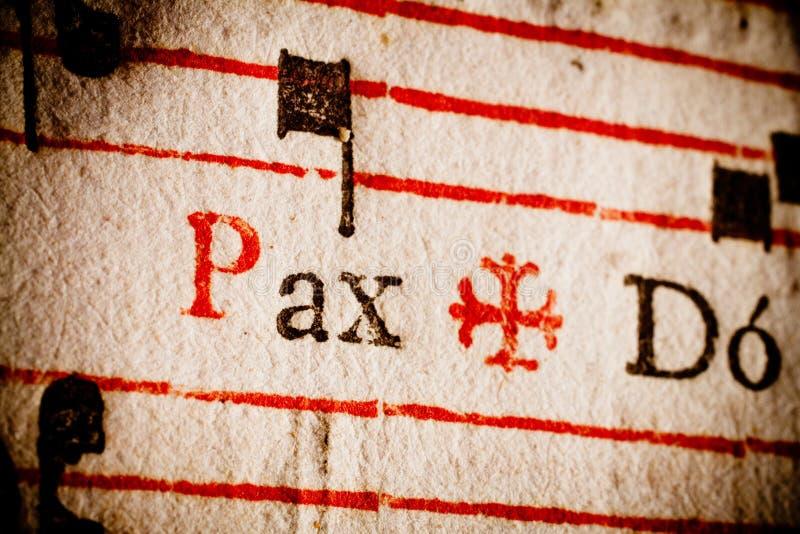 pax arkivbild