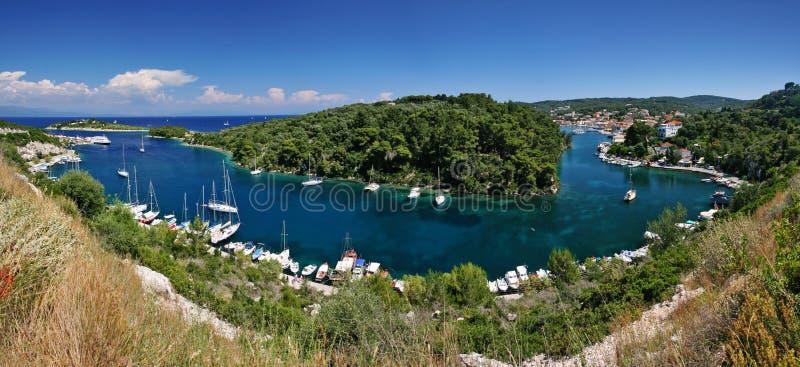 Download Paxos stock photo. Image of seaside, boat, scenery, island - 15051600