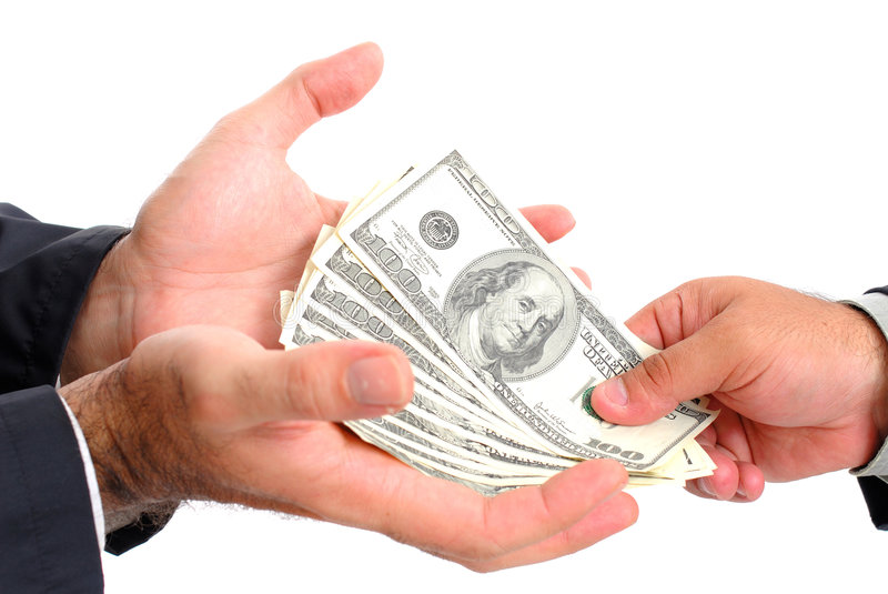 Pay Day stock photography