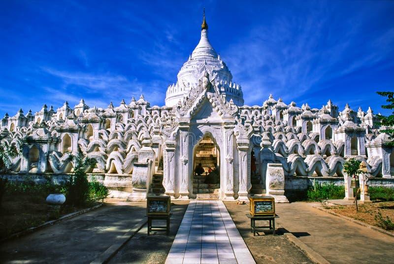 Paya di Sandanami, Mandalay, Myanmar. immagini stock