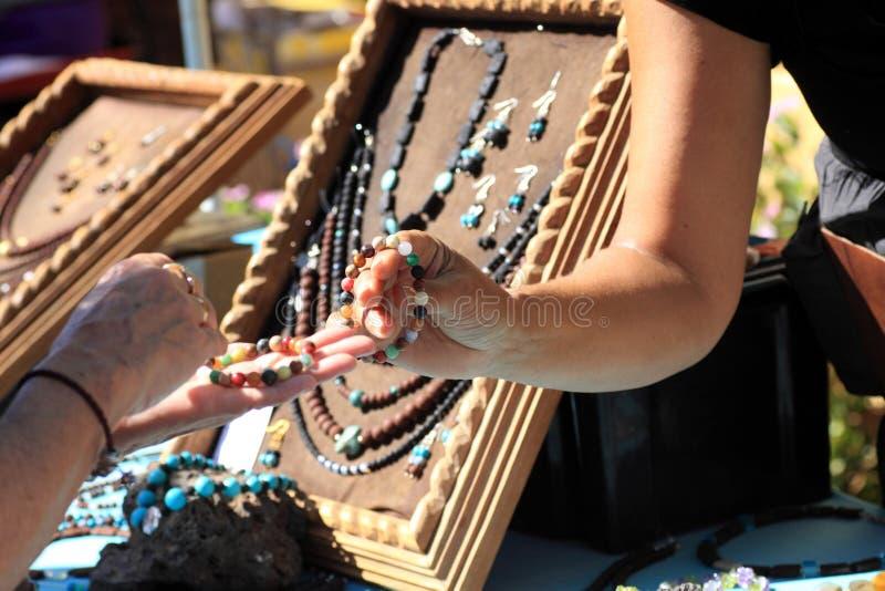 Payable Jewels Stock Photo