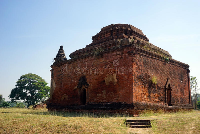 Payahtaung pagod royaltyfria foton